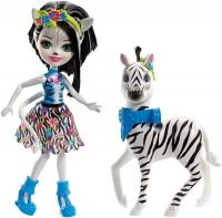 Кукла Enchantimals Zelena Zebra and Hoofette FKY75