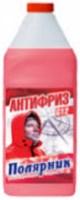 Охлаждающая жидкость Poljarnik Antifreeze Red 1L