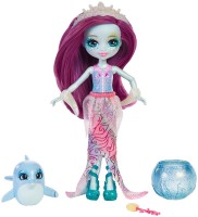 Кукла Enchantimals Dolce Dolphin and Largo FKV55