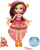 Кукла Enchantimals Clarita Clownfish and Cackle FKV56