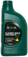 Моторное масло Mobis Classic Gold Diesel 10W-30 1L