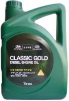 Моторное масло Mobis Classic Gold Diesel 10W-30 6L