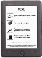 Фото - Электронная книга Gmini MagicBook W6HD