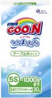 Фото - Подгузники Goo.N Diapers 5S / 30 pcs