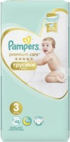 Фото - Подгузники Pampers Premium Care Pants 3 / 48 pcs