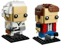 Фото - Конструктор Lego Marty McFly and Doc Brown 41611