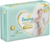 Фото - Подгузники Pampers Premium Care Pants 4 / 38 pcs