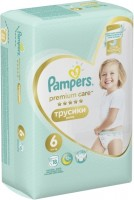 Фото - Подгузники Pampers Premium Care Pants 6 / 18 pcs