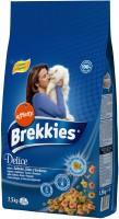 Фото - Корм для кошек Brekkies Excel Cat Delice Fish 10 kg