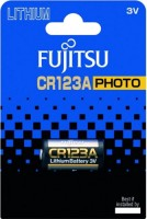 Аккумуляторная батарейка Fujitsu 1xCR123