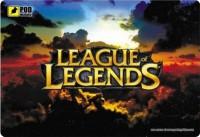 Коврик для мышки Pod myshku League of Legends