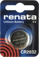 Аккумуляторная батарейка Renata 1xCR2032