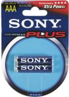 Аккумуляторная батарейка Sony Stamina Plus 2xAAA