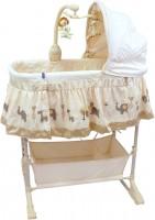 Кроватка Baby Mix LCP-PL501