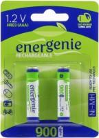 Аккумуляторная батарейка EnerGenie 2xAAA 900 mAh