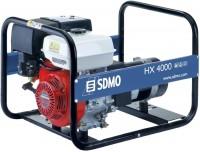 Фото - Электрогенератор SDMO Intens HX 4000 C