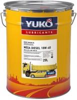 Моторное масло Yukoil Mega Diesel 10W-40 20L