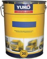 Моторное масло Yukoil Mega JDX 15W-40 20L