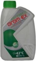 Охлаждающая жидкость Grom-Ex Antifreeze Green G11+ Ready Mix 1L