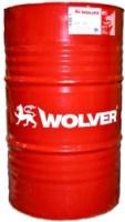 Охлаждающая жидкость Wolver Antifreeze&Coolant WG11 Concentrate 60L