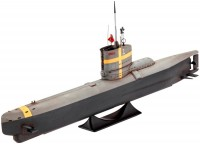 Фото - Сборная модель Revell German Submarine Type XXIII (1:144)