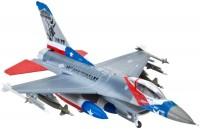 Сборная модель Revell Lockheed Martin F-16C Fighting Falcon (1:144)