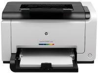 Фото - Принтер HP Color LaserJet Pro CP1025
