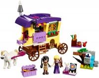 Фото - Конструктор Lego Rapunzels Travelling Caravan 41157