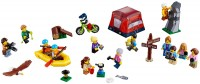 Фото - Конструктор Lego People Pack - Outdoor Adventures 60202