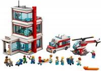 Фото - Конструктор Lego City Hospital 60204