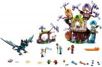 Фото - Конструктор Lego The Elvenstar Tree Bat Attack 41196