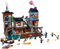 Фото - Конструктор Lego NINJAGO City Docks 70657
