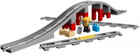 Фото - Конструктор Lego Train Bridge and Tracks 10872