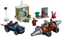 Фото - Конструктор Lego Underminers Bank Heist 10760