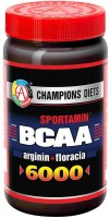 Фото - Аминокислоты Akademija-T SPORTAMIN BCAA 300 cap