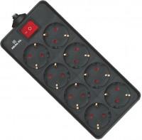 Сетевой фильтр / удлинитель REAL-EL RS-8 Protect 1.8m