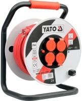 Сетевой фильтр / удлинитель Yato YT-8106