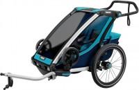 Детское велокресло Thule Chariot Cross 1