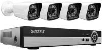 Комплект видеонаблюдения Ginzzu HK-445D