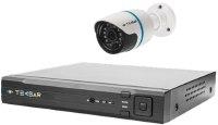 Комплект видеонаблюдения Tecsar IP 1OUT LUX