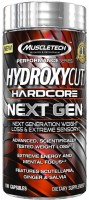 Сжигатель жира MuscleTech HydroxyCut Hardcore Next Gen 100 cap