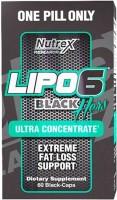 Сжигатель жира Nutrex Lipo-6 Black Hers Ultra Concentrate 60 cap
