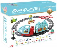 Конструктор Magplayer Train MPH2-77