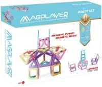 Конструктор Magplayer Robot Set MPH2-41