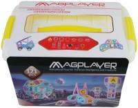 Фото - Конструктор Magplayer 121 Pieces Set MPT2-121