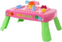 Конструктор Polesie Molto Blocks 58010