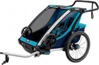 Детское велокресло Thule Chariot Cross 2
