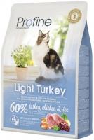 Фото - Корм для кошек Profine Light Turkey/Rice 10 kg