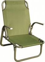 Фото - Туристическая мебель Highlander Kirkin Steel Beach Chair