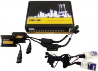 Ксеноновые лампы Sho-Me X-Slim HB3 4300K Kit
